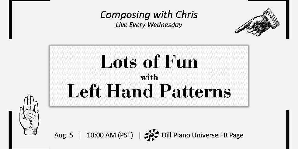 Lots of Fun with Left Hand Patterns
