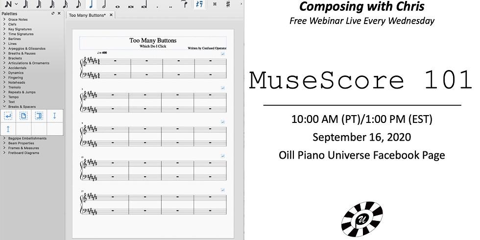 MuseScore 101