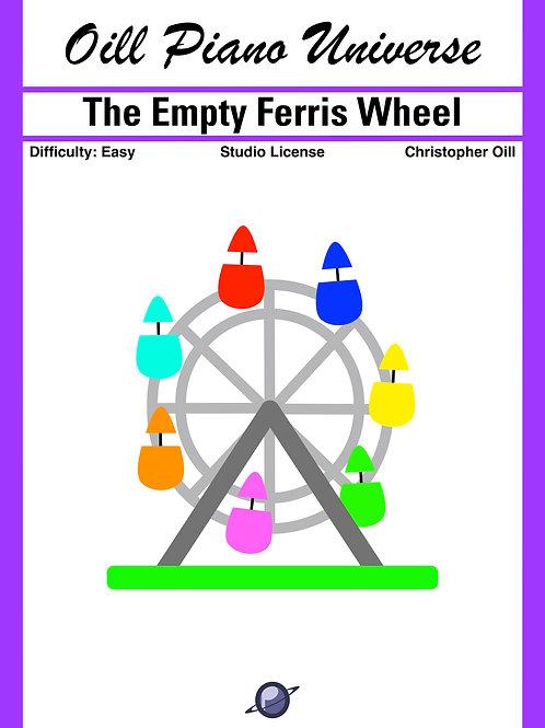 The Empty Ferris Wheel (Studio License)