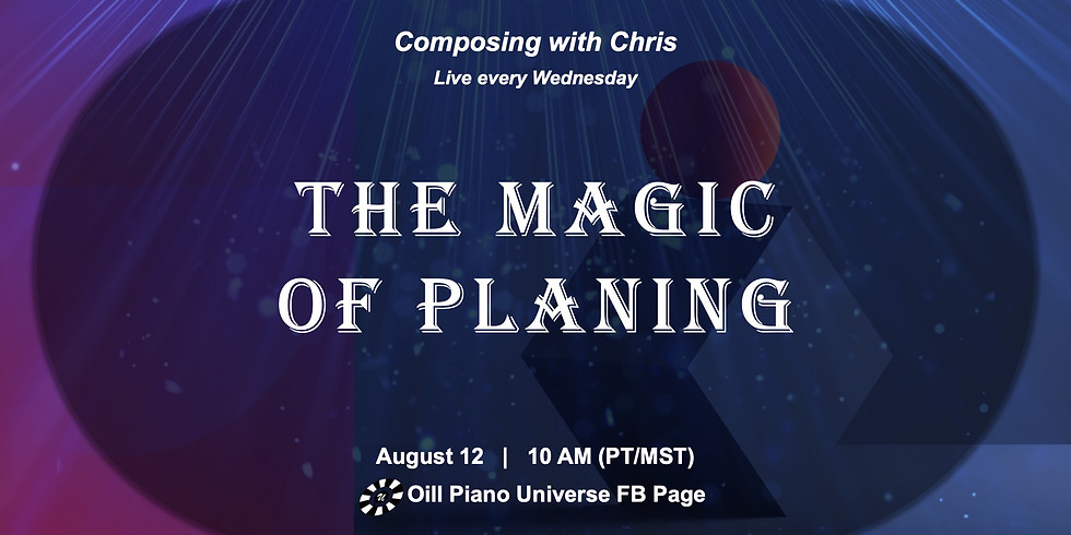 The Magic of Planing