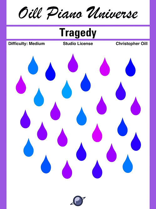 Tragedy (Studio License)