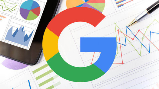 Google Analytics product research