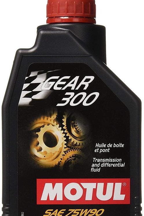 GEAR 300 - 75W-90