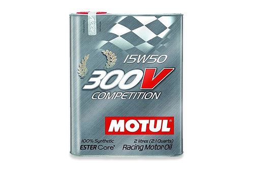 300V COMPETITION - 15W-50