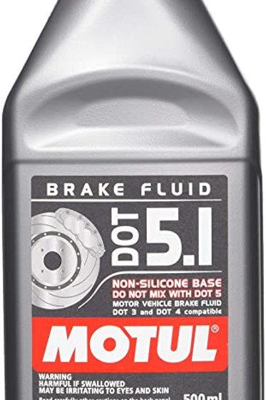 BRAKE FLUID DOT5.1