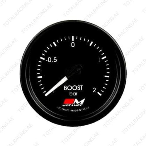 Turbo Boost Gauge (Bar)