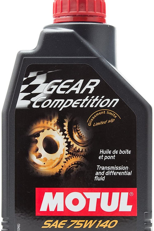 GEAR COMPETITION 75W-140