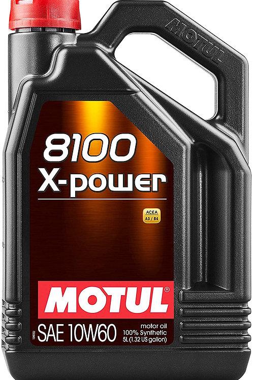 8100 X-POWER - 10W-60