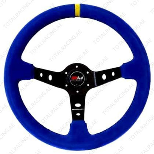 Motamec - FIA Approved Steering Wheel