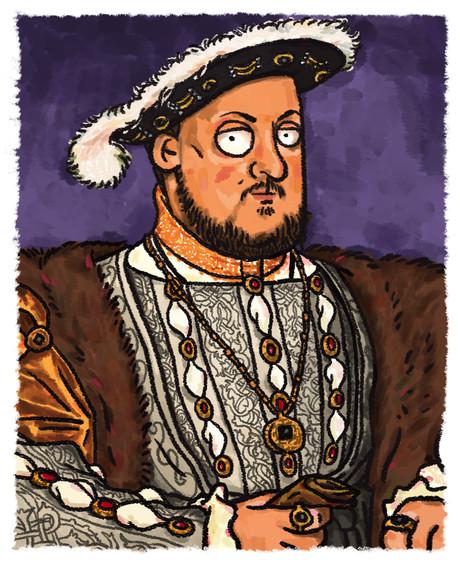 portrait of henry viii hans holbein.jpg
