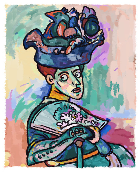 woman with a hat matisse.jpg