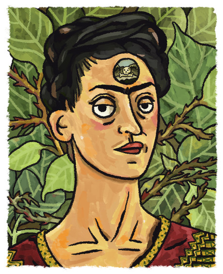 thinking about death frida kahlo.jpg