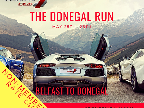 The Donegal Run - Non-Member
