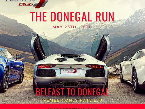 The Donegal Run - Child Admission Ticket