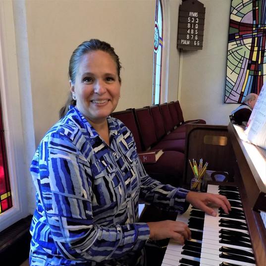 Mary Monroe, Choir Director