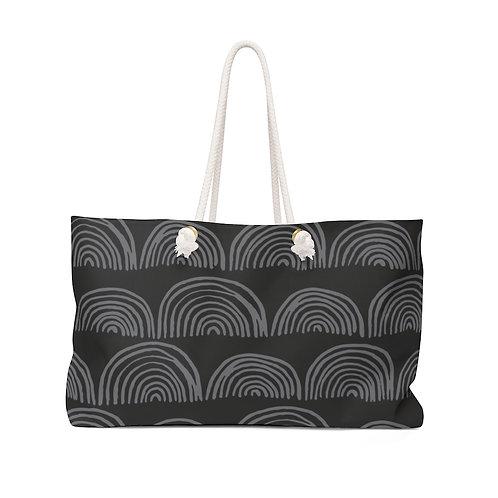 Weekender Bag - Boho Black