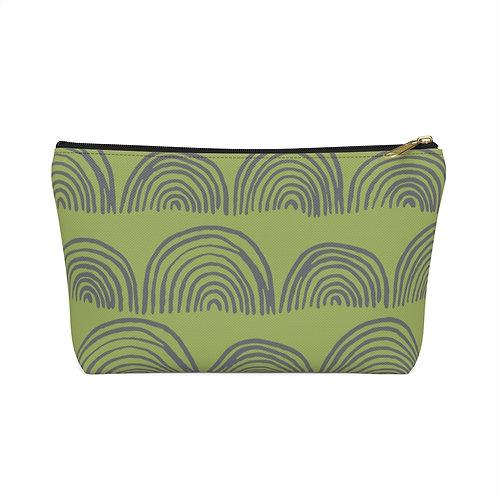 Accessory Pouch - Boho Green