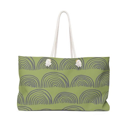 Weekender Bag - Boho Green