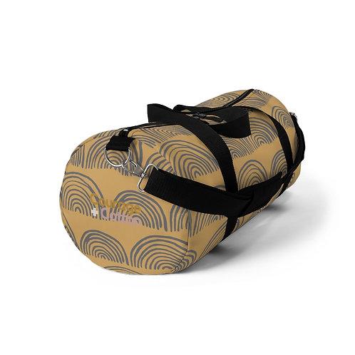 Duffel Bag - Boho SOLID Orange