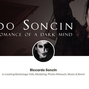 Riccardo's Patreon is now live!