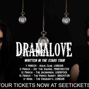 2020 Tour dates announced