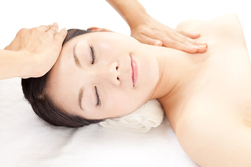 Ear Candling and Lymphatic drainage