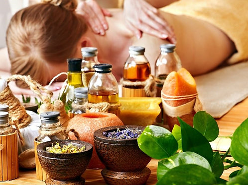 Intensive Aromatherapy and Holistic Massage course