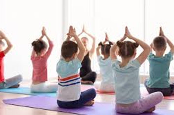 New Children's Yoga Certificated Course.