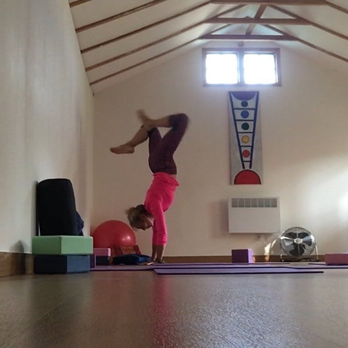 200 Hour Accredited Yoga Teacher Training in the UK.