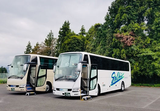 幸観光バス・大型バス