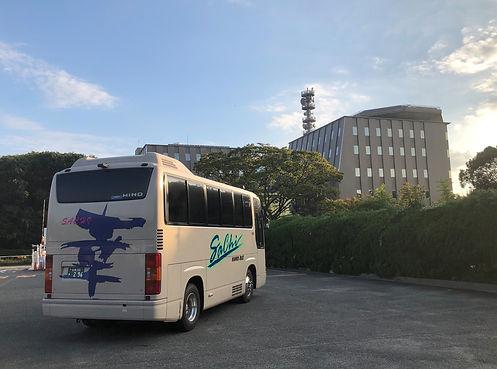 幸観光バス・小型バス