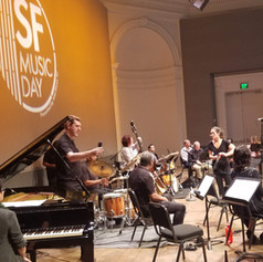 2019 SF Music Day w/ Anthony Brown