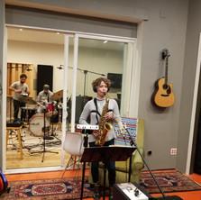 2019 Klaxon Mutant Allstars Recording @ Dime Studio