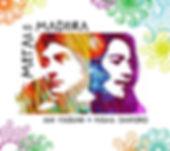 Ian Faquini + Paula Santoro : Metal Na Madeira