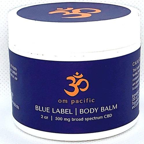 Blue Label Body Balm
