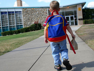 Back to School Back Health!