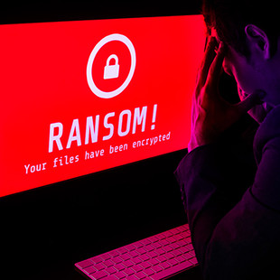 Beware the ransomware..