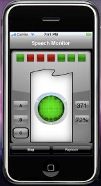 HCRI Stuttering Therapy App