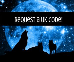 Request UK Code
