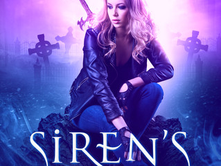 Siren's Snare Has a New Cover!!!