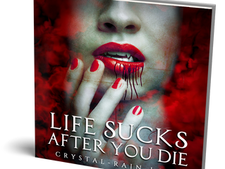 LIfe Sucks After You Die is now available in AUDIOBOOK!