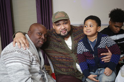 Anthony & D'von Supporting the Journey with love for their Mom! (Anita)