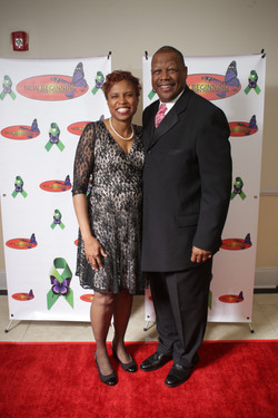 Guest of Honorees Justin & Candace Clay