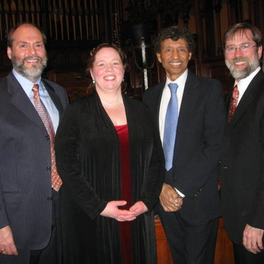 Old Stone Church Recital, February 24, 2013