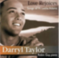 "Daryl Taylor, ""Love Rejoices"""
