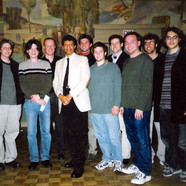 April 1, 2002, Tufts Univeristy, Medford, MA