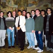 April 1, 2002, Tufts Univeristy, Medford, MA