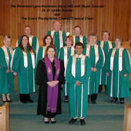 Meet Grace Presbyterian Church's Chancel Choir