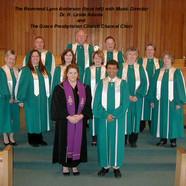 Meet Grace Presbyterian Church's Chancel Choir