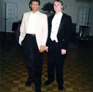 April 2, 2002, Tufts Univeristy, Medford, MA